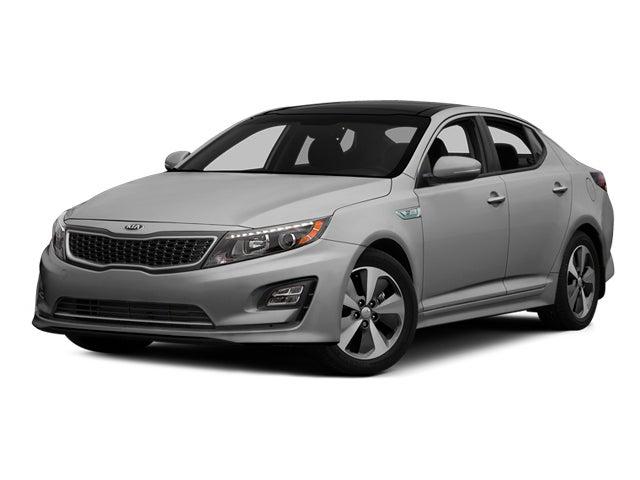 2014 Kia Optima Hybrid LX Near Nashville | KNAGM4AD5E5074680