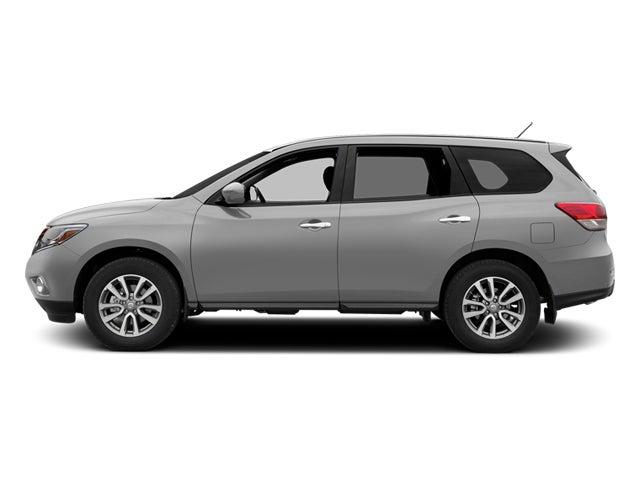 2013 Nissan Pathfinder Sv Near Nashville 5n1ar2mn2dc665588