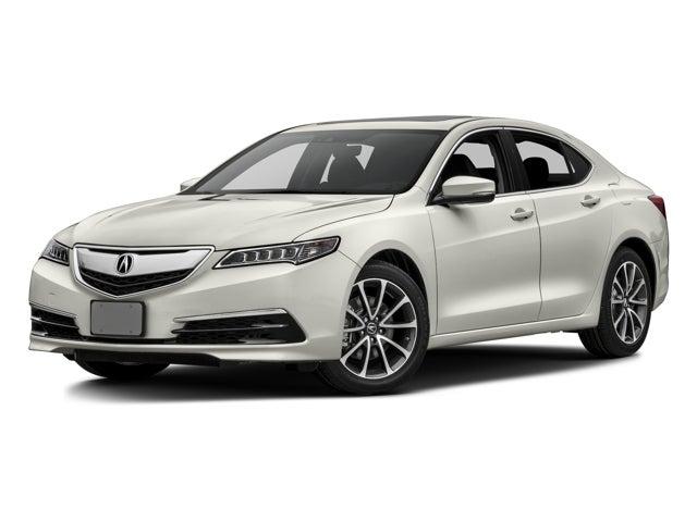 Unique Acura Tlx 2015 White