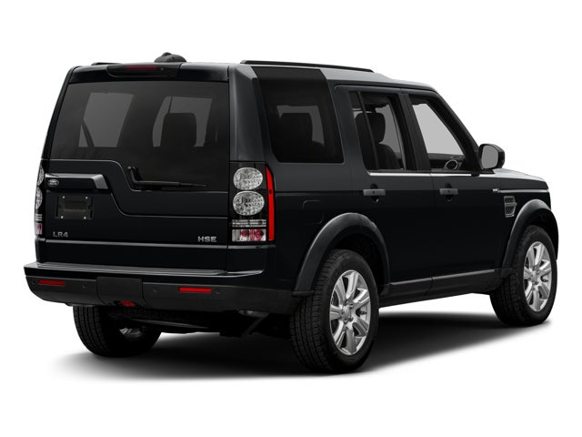 2016 Land Rover Lr4 Hse Lux In Franklin Tn Toyota Of Cool Springs