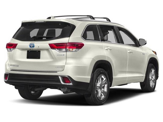 2019 Toyota Highlander Hybrid Xle In Franklin Tn Of Cool Springs