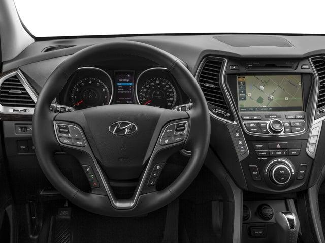 2016 Hyundai Santa Fe Limited In Franklin Tn Toyota Of Cool Springs