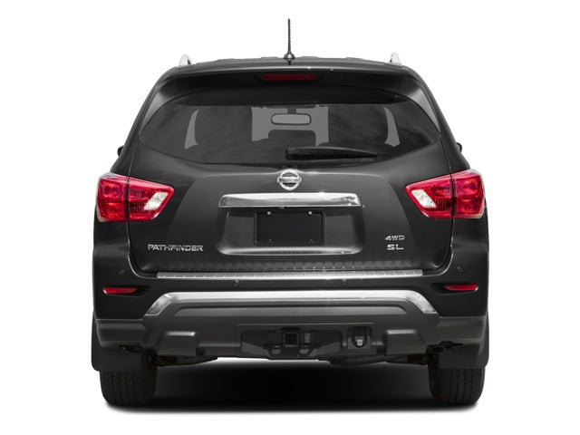 2018 Nissan Pathfinder Sv In Franklin Tn Toyota Of Cool Springs