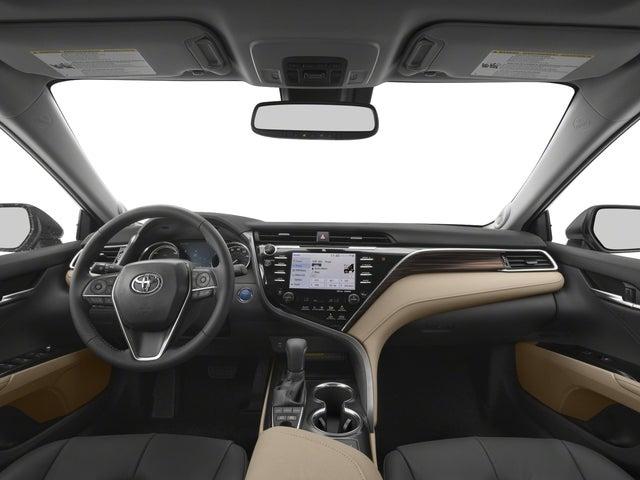 2018 Toyota Camry Hybrid Xle Near Nashville 4t1b21hk3ju509407