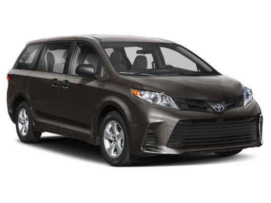 2020 Toyota Sienna L 7 Passenger Near Nashville 5tdzz3dc8ls081172