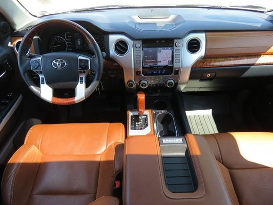 2018 Toyota Tundra 4WD 1794 Edition