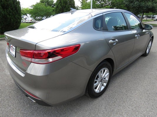 Kia Franklin Tn >> 2016 Kia Optima Lx