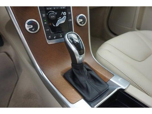 2015 Volvo XC60 T5 Platinum