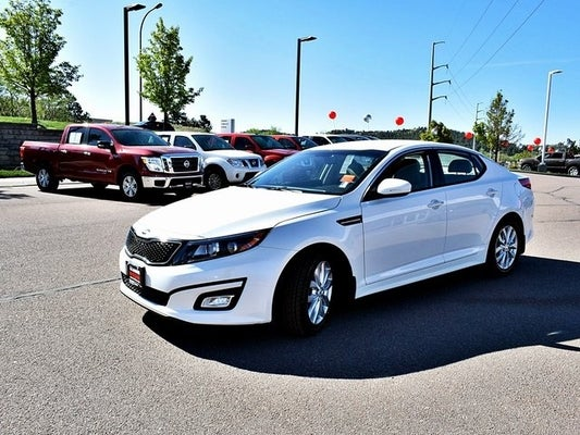 Kia Franklin Tn >> 2015 Kia Optima Ex