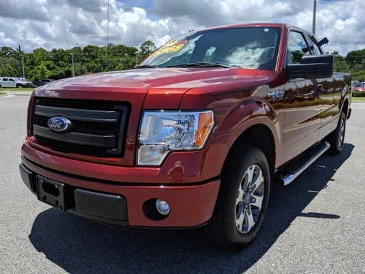 2014 ford f-150 stx in franklin, tn - toyota of cool springs